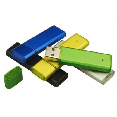 Barevný kovový USB flash disk