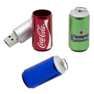USB flash disk - plechovka