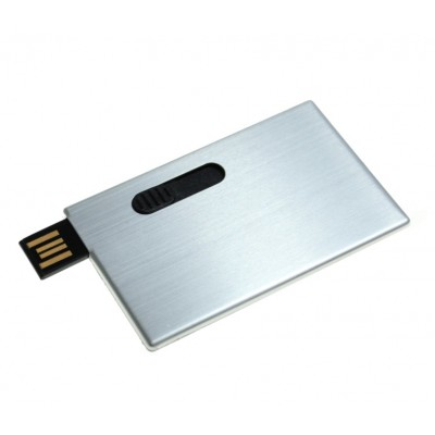 USB flash disk - kovová kreditka
