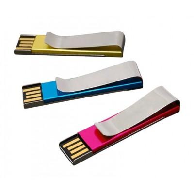 USB flash disk - kovová sponka