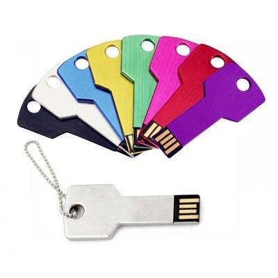 USB flash disk - kovový klíč