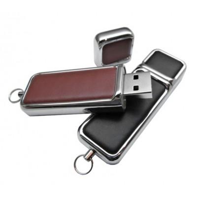 Kožený USB flash disk 5