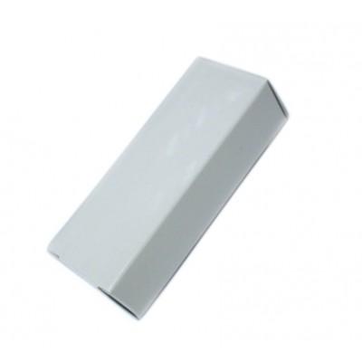 Bílá papírová krabička