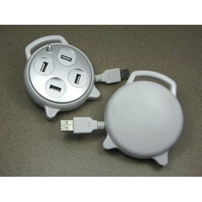navíjecí USB rozbočovač